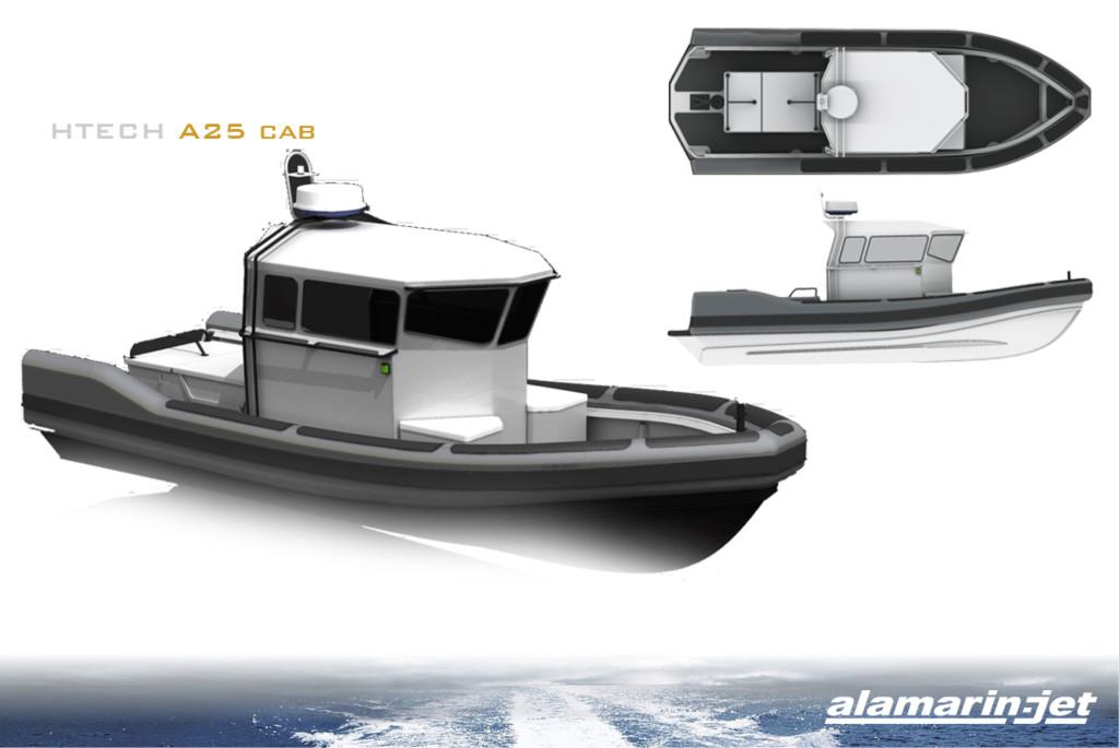 Alamarin-jet HTech