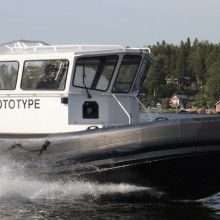Alamarin-jet HTech boat