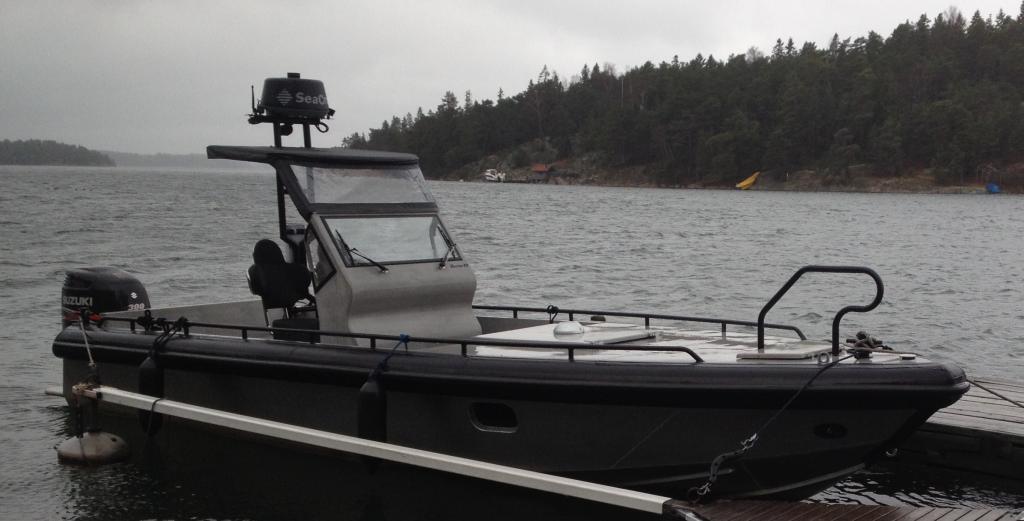 Vector proboat